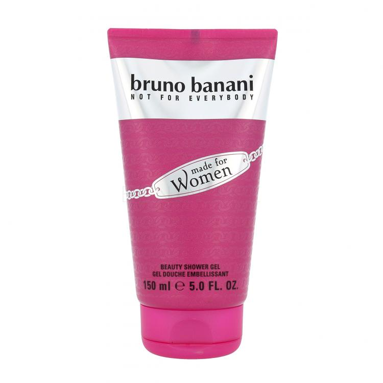 Bruno Banani Made For Women Sprchový gel pro ženy 150 ml