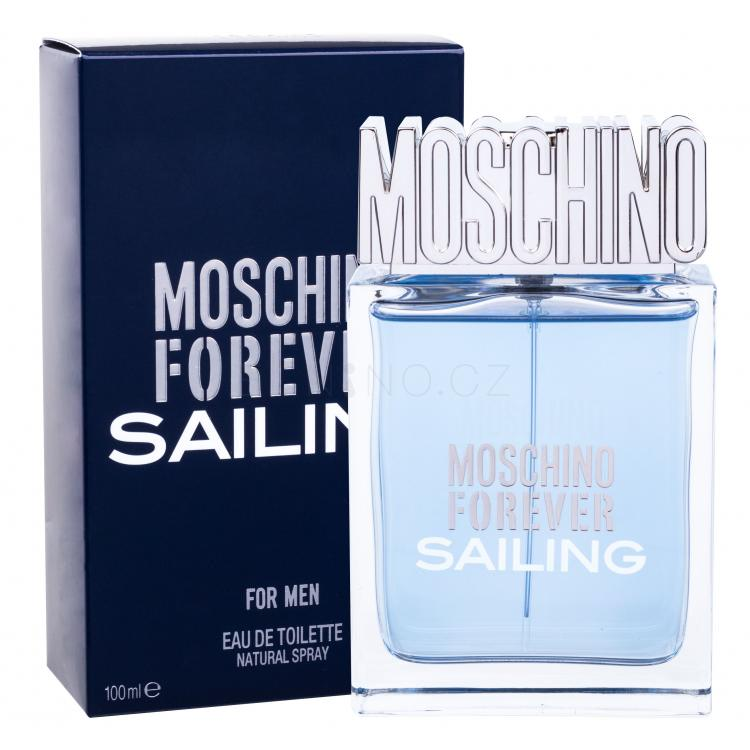 Moschino Forever Sailing For Men Toaletní vody pro muže