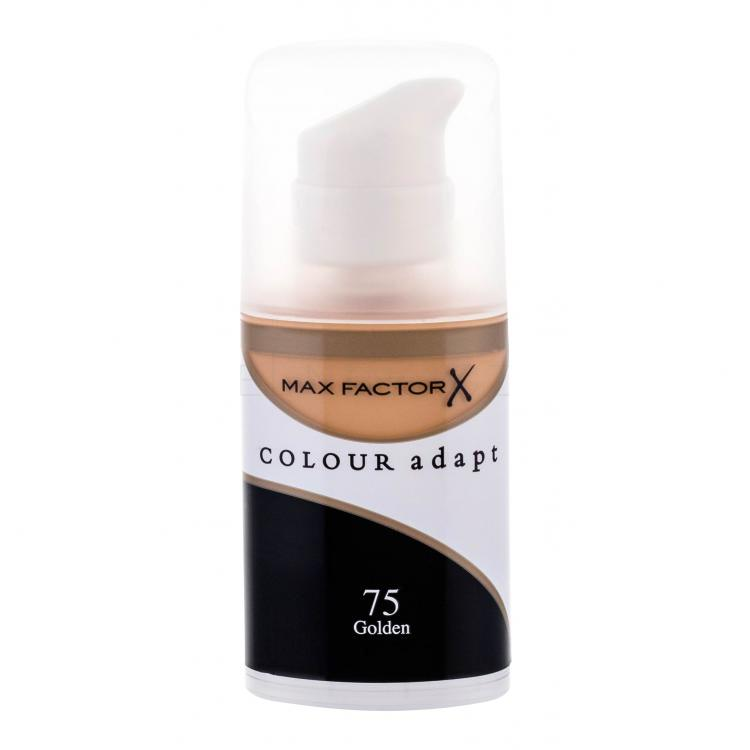Max Factor Colour Adapt Make-up pro ženy 34 ml Odstín 75 Golden