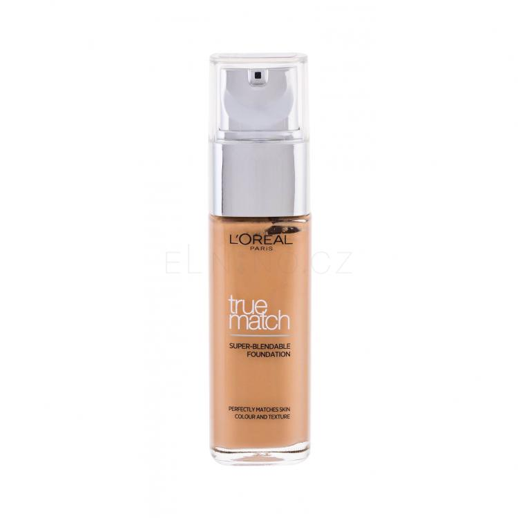 L´Oréal Paris True Match Make-up pro ženy 30 ml Odstín D3-W3 Golden Beige