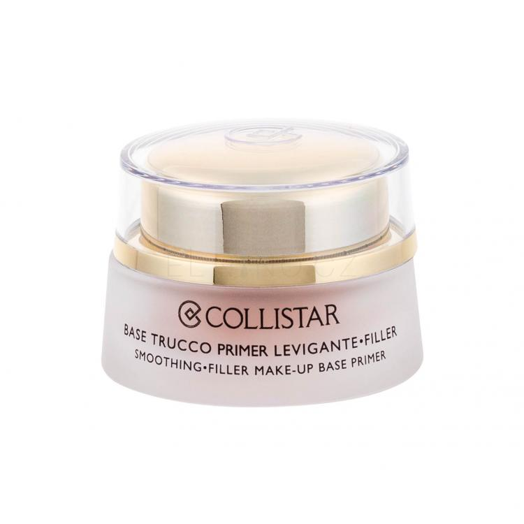 Collistar Smoothing.Filler Make-Up Base Báze pod make-up pro ženy 15 ml
