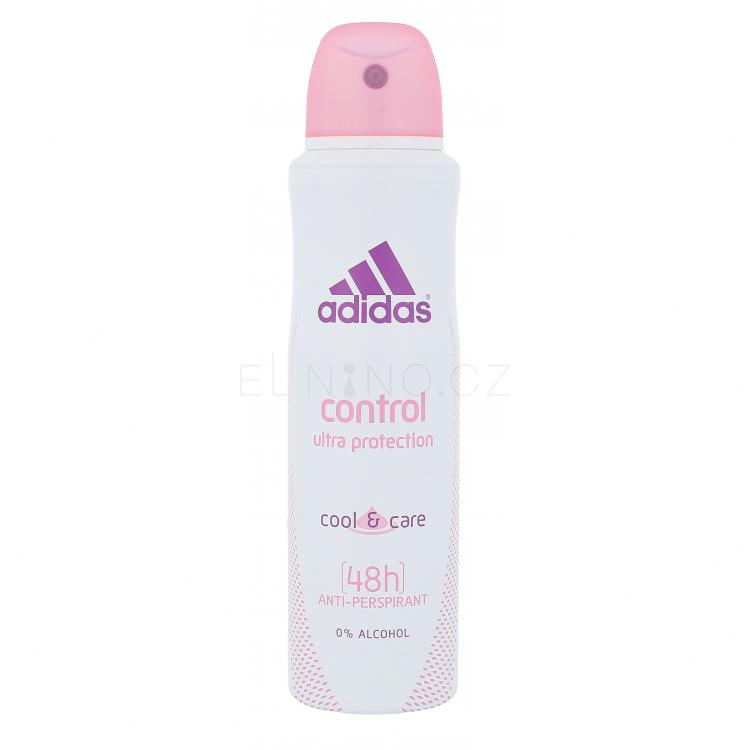Adidas Control Cool & Care 48h Antiperspirant pro ženy 150 ml