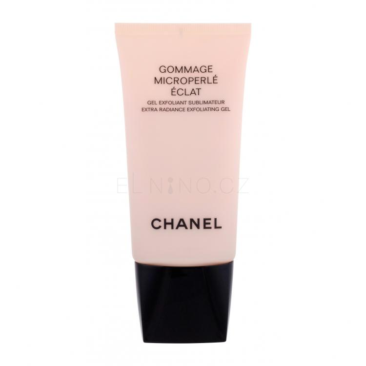 Chanel Gommage Microperle Eclat Exfoliating Gel Peelingy pro ženy