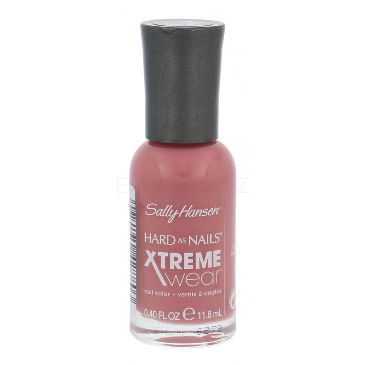 Sally Hansen Hard As Nails Xtreme Wear Lak na nehty pro ženy 11,8 ml Odstín 455 Mauve Over
