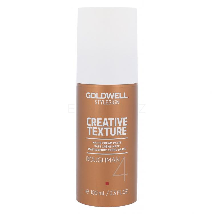 Goldwell Style Sign Creative Texture Roughman Vosk na vlasy pro ženy 100 ml
