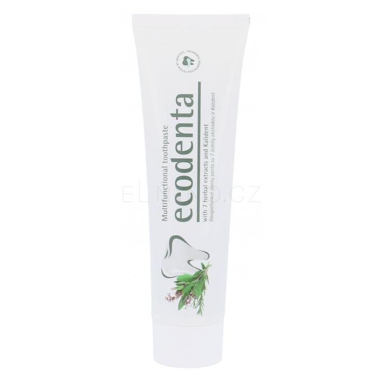 Ecodenta Toothpaste Multifunctional Zubní pasta 100 ml