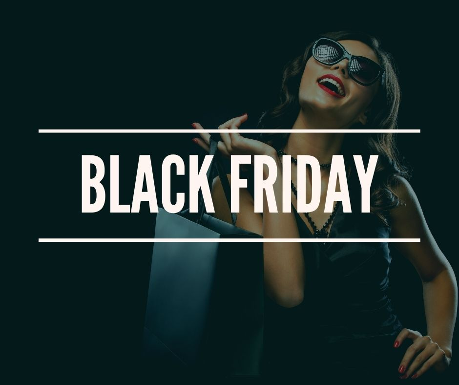 Black Friday parfémy